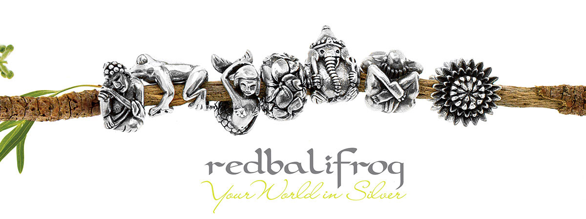 Redbalifrog - Your World In Silver